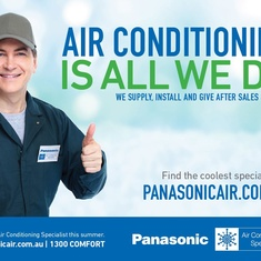 Need an Air-Conditioning Specialist?