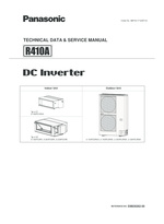 S-160,180,200 & 224PE Ducted Service Manuals