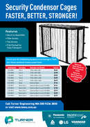 condenser cages