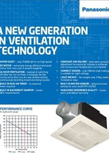 A New Generation In Ventilation Technology
