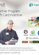 LG - Gift Card Promotion