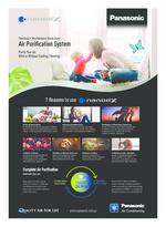 Panasonic nanoeX Flyer