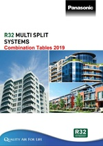 Multi Split Combination Tables - 2019 / 20