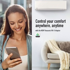 New Panasonic RAC Wi-Fi Control