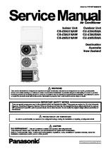 Floor Console Service Manual