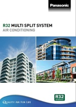 Multi Split R32 - 2019