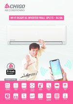 WiFi Ready Wall Split Brochure 2019